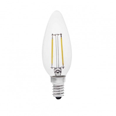 Ampoule LED Filament COG E27 2W (eq. 21 W) Dimmable Kanlux 22463