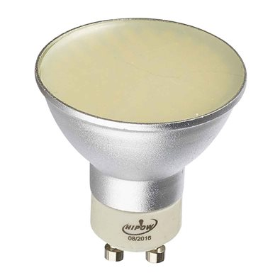 Spot LED SMD GU10 5W (eq. 30 W) - 120° Dimmable