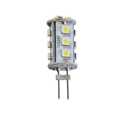 Ampoule LED SMD G4 2W (eq. 15 W) - 360° Dimmable