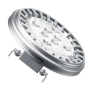 Ampoule LED G53 10W (eq. 50 W) - 24° Dimmable Philips 718468