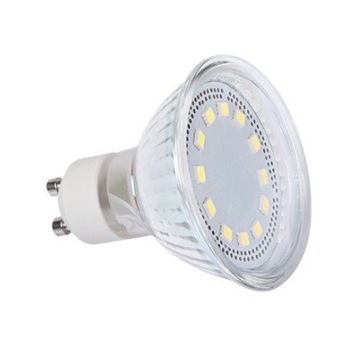 LED GU10 3W (eq. 25W) | Led Flash