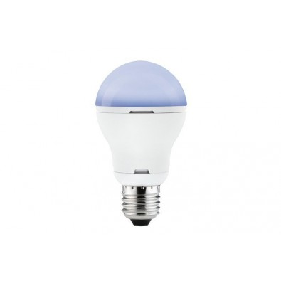 LED E27 PAULMANN 5W noire | Led-Flash