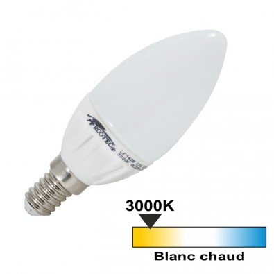 LED flamme E14 4W (eq. 30W) | Led-Flash