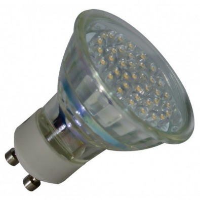LED GU10 2W (eq. 20W) | Led-Flash