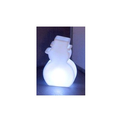 Shining Snowman | Led-Flash