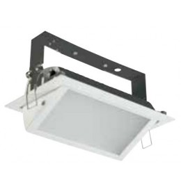 Encastré rectangle led COB 40 watt | Led Flash