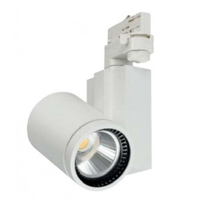 Spot led COB sur rail 30 watt | Led Flash
