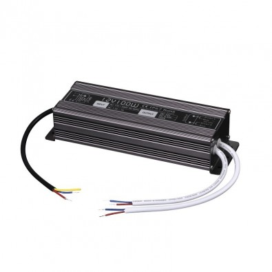 Transformateur 24V/220 - 100W - Etanche | Led-Flash