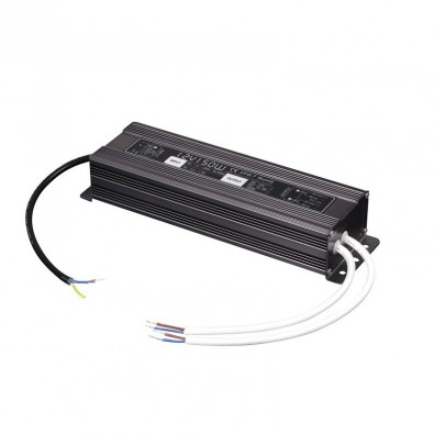 Transformateur 24V/220 - 200W - Etanche | Led-Flash