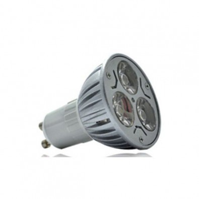 Ampoule Led GU10 3W Blanc chaud | Led-Flash