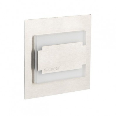 Applique led murale carrée 1 watt | Led Flash