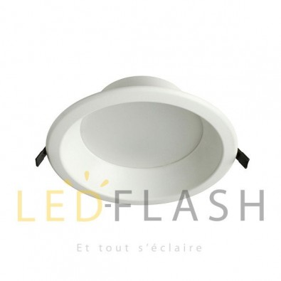Plafonnier encastré LED 16W ROBUS I Led-Flash