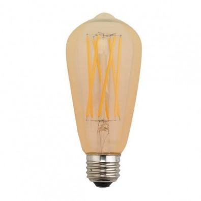 Ampoule led filament Kodak 7,5 watt E27 Ambré (eq. 90 watt) Dimmable  | Led Flash