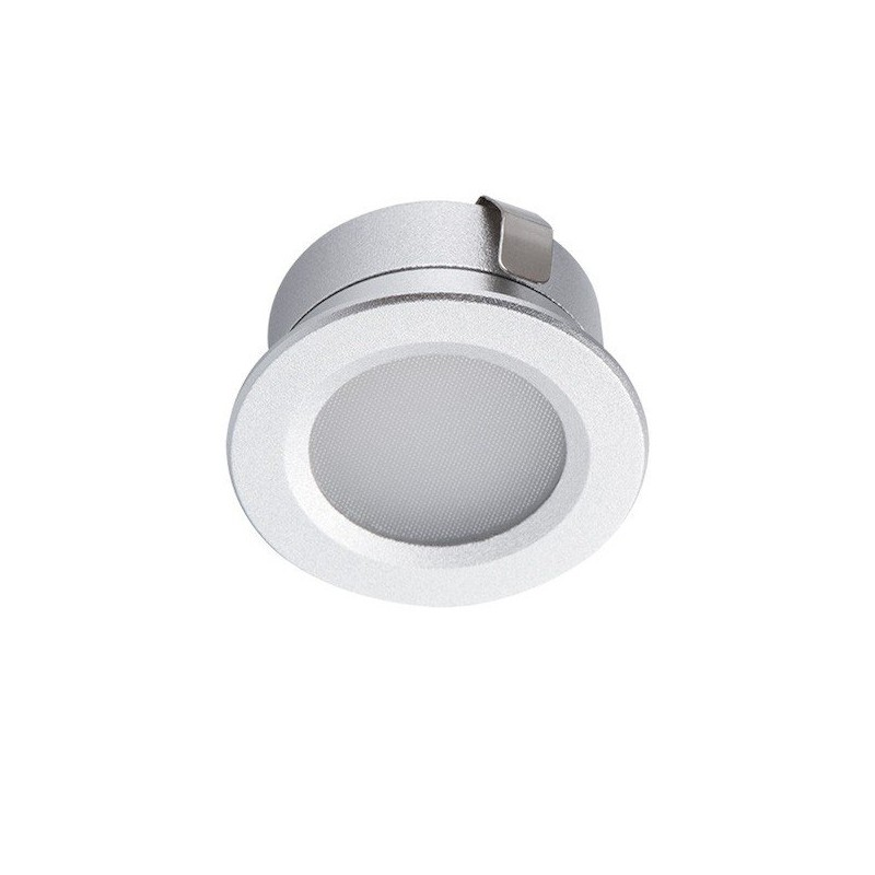 Spot led encastrable 1 watt for Spot led etanche salle de bain