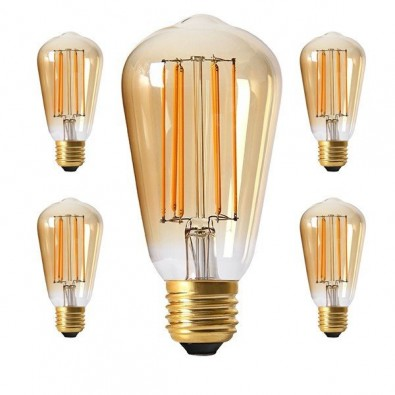 Ampoule Led Edison ST64 Girard Sudron | Led Flash