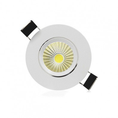 Spot led COB 3 watt (30 watt) Encastrable
