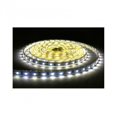 Bandeau LED 12 Volt 5 m 60 LED/m 24W IP20 | Led Flash
