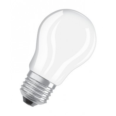 Ampoule led Sphérique E27 4 watt (eq. 40 watt) Non Dimmable Retrofit OSRAM