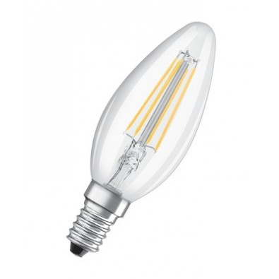 Ampoule led Flamme E14 3,8 watt (eq. 37 watt) Non Dimmable Retrofit OSRAM