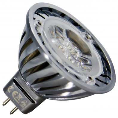 Spot LED GU5.3 2.4W 3500-10000 ° kelvin | Led Flash