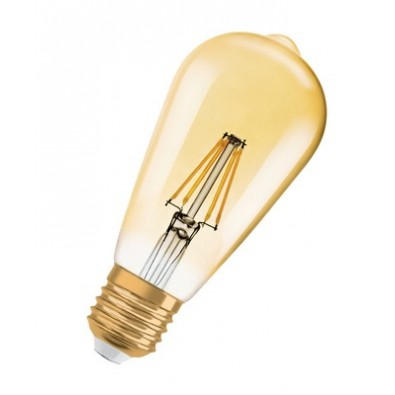 Ampoule led Soufflé E27 7 watt (eq. 54 watt) Dimmable Retrofit OSRAM | Led Flash