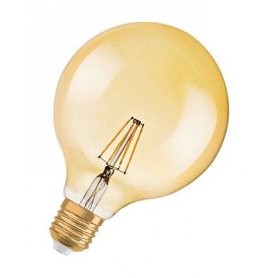 Ampoule led Globe E27 4 watt (eq. 35 watt) Retrofit OSRAM | Led Flash