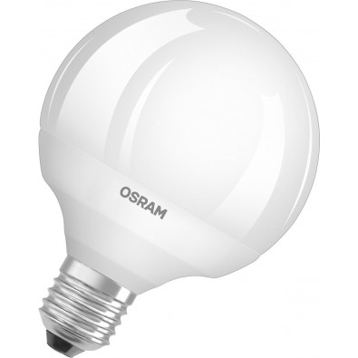 Ampoule led Globe E27 13 watt (eq. 75 watt) Dimmable Superstar OSRAM | Led Flash