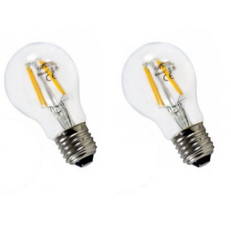 Ampoule led e27 6 watt eq 60 watt for Lampe 600 watt