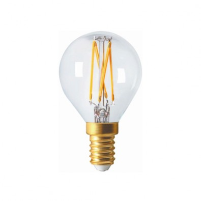 Filament LED G45 E14 4 watt (eq. 35 watt) GIRARD SUDRON | Led Flash