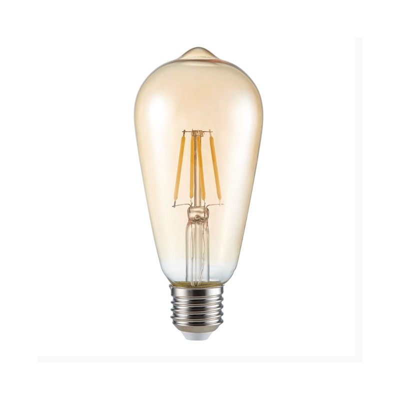 Ampoule LED filament E27 ST 64 6 watt eq 50 watt Achat