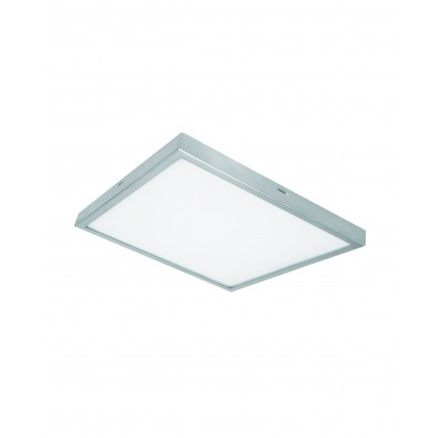 LUNIVE VELA 19 watt - applique ou plafonnier LED 300x300 mm