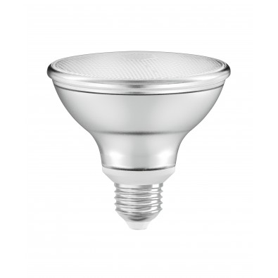 Spot LED E27 PAR30 36° verre variable 8 watt (eq. 75W) E27 blanc chaud