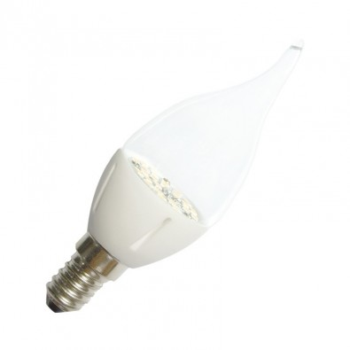Ampoule LED 6 Watt Coup De Vent Claire E14 Dimmable