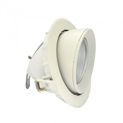Spot led escargot Orientable 10W